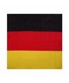Bandana Duitsland voor volwassenen