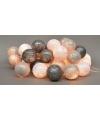Cotton Balls blauw/grijs/wit lichtsnoer 5.28 meter